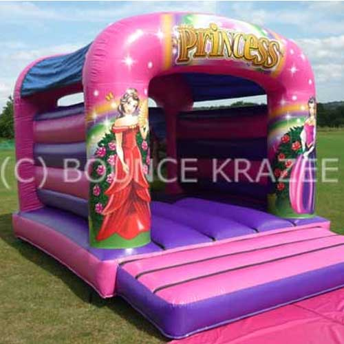 Childrens inflatables for Little princess castle